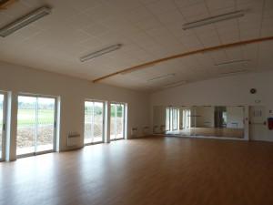salle danse gymnase