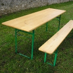 Location tables et bancs