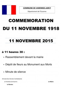 thumbnail of affiche COMMEMORATION 8 mai