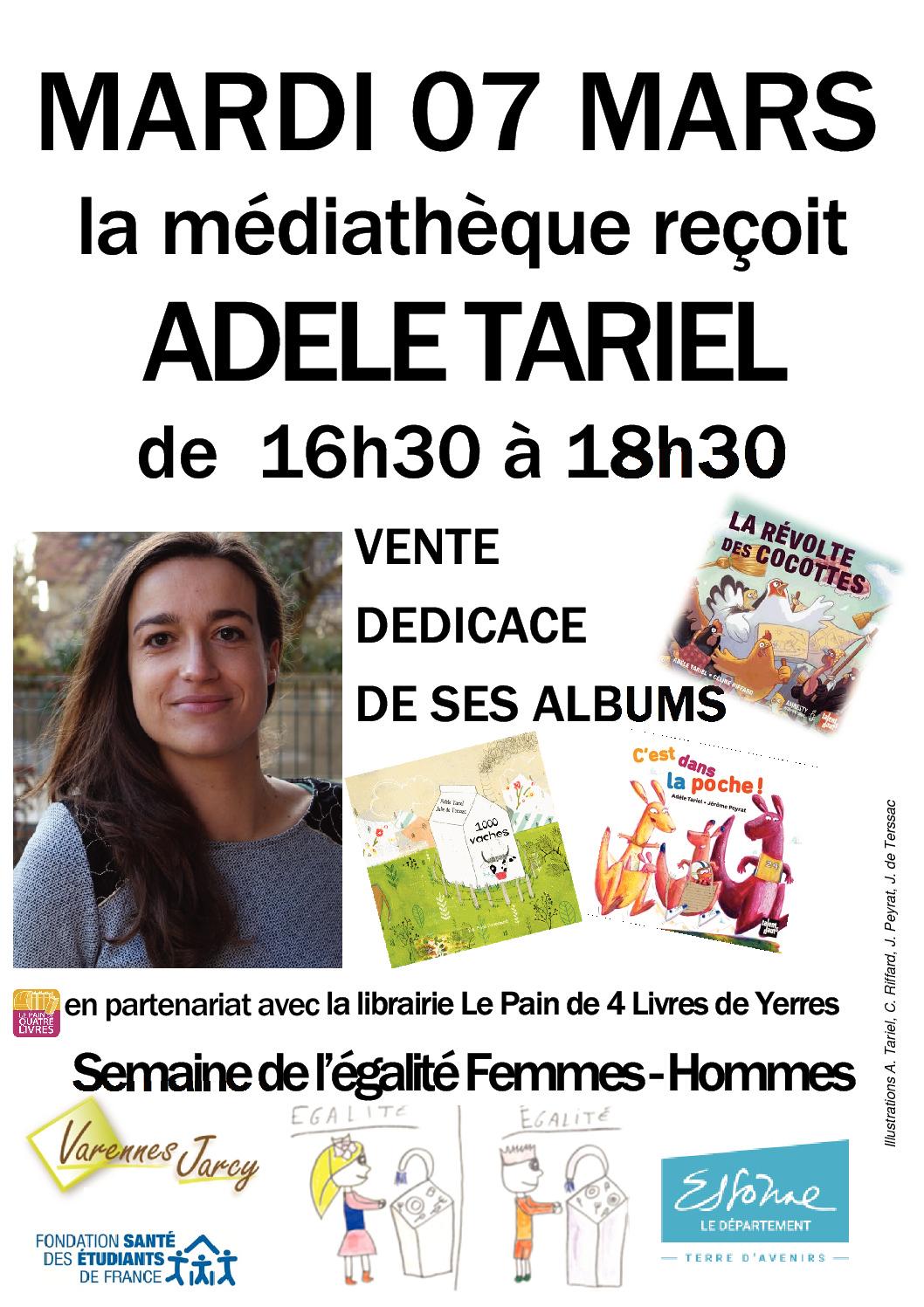 thumbnail of Affiche déf. A. TAriel-FB