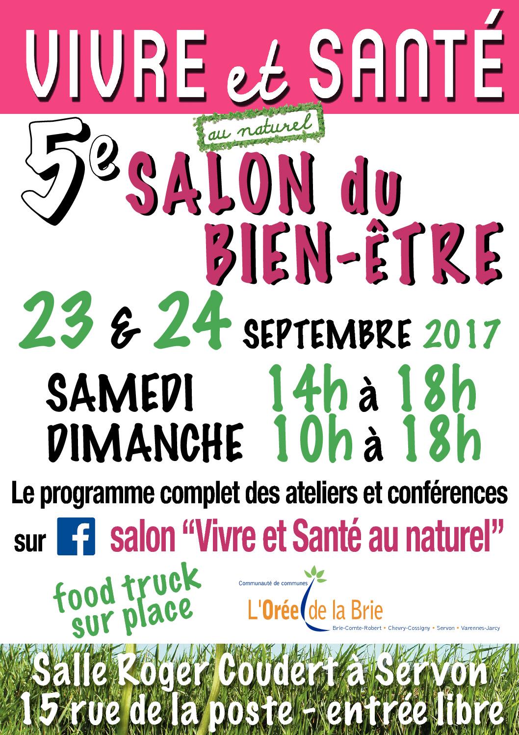 thumbnail of Affiche Salon Vivre et Santé au naturel 2017