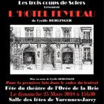 thumbnail of Affiche A3 – Hotel Feydeau