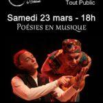 thumbnail of Affiche BB 23 mars Poésies en musique Corr