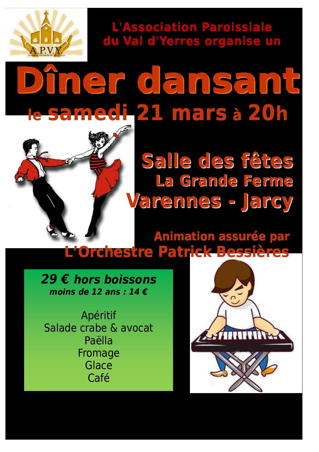 thumbnail of Diner_dansant 2020 Affiche